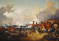 The British victory over the French at the Battle of Alexandria, resulted in the end of Napoleon's military presence in Egypt.