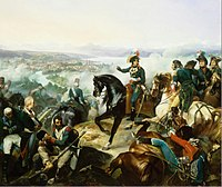 French victory over the Austrians and Russians at the Second Battle of Zürich
