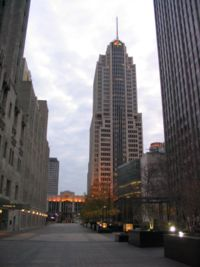 NBC Tower in Chicago.