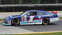 Roush Fenway Racing in the Xfinity Series
