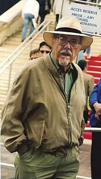 Altman at the 1992 Cannes Film Festival
