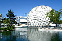 The Cinesphere in Toronto, the first IMAX theatre in the world