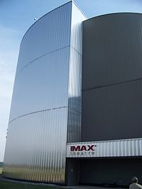 IMAX at the National Museum of the United States Air Force – Dayton, Ohio