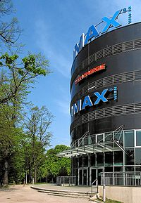 IMAX-Cinema in Vienna, which closed on November 16, 2005{{citation needed|date=June 2019}}