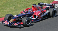 Speed at the 2006 Canadian Grand Prix