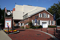 Paper Mill Playhouse where Hathaway appeared in several productions as a child
