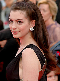 Hathaway at the 2007 Deauville American Film Festival