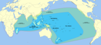Austronesian expansion, outgoing from Taiwan.