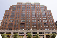 Google's New York City office building houses its largest advertising sales team.