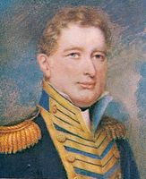 William Brown, Argentine national hero of the War of Independence, considered the father of the Argentine Navy.