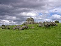 Carrowmore tomb, c.undefined 3000 BC