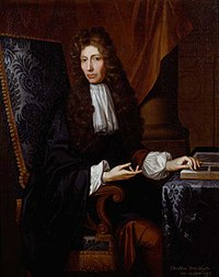 Robert Boyle, Anglo-Irish scientist and father of chemistry, whose family obtained land in the plantations