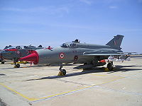 IAF MiG-21s were used extensively in the Kargil war.
