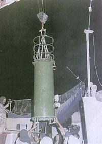 Shakti I: a thermonuclear device detonated on 11 May 1998 as part of the Pokhran-II tests. The nuclear yield was reported to be 45 kt.