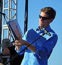 Carl Edwards, after leading the most laps, won the race.