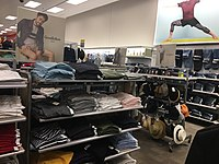 Goodfellow & Co. clothes at a Target store in Gainesville, Florida (Store #687).