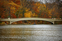 List of arches and bridges in Central Park