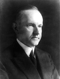 Presidency of Calvin Coolidge