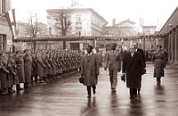 President Ahmed Sékou Touré was supported by Communist states and in 1961 visited Yugoslavia.