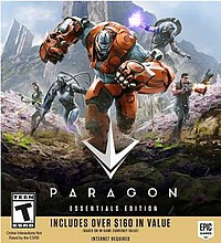 Paragon (video game)