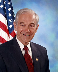 Ron Paul, United States Representative from Texas (1997–2013)