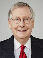 Mitch McConnell, United States senator from Kentucky (1985–present)