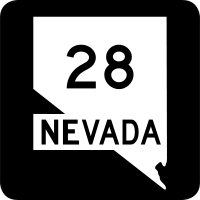 State route shield