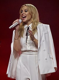 Kylie Minogue singles discography