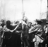 Ling Chi – execution by slow slicing – was a form of torture and execution used in China from roughly AD 900 (Tang era) until it was banned in 1905.