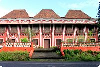 The House of the Seven Gables in Margao.