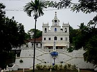 Our Lady of Immaculate Conception Church in Panaji