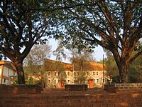 Carmel College for Women is affiliated to Goa University. It was established more than 50 years to aid in closing the education gender gap.