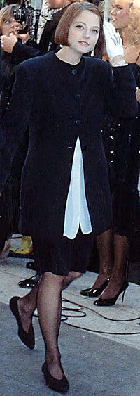Foster at the 62nd Academy Awards in 1990