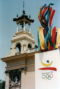 The 1992 Summer Olympics in Barcelona