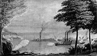 Clashes on the rivers were melees of ironclads, cottonclads, gunboats and rams, complicated by torpedoes and fire rafts.