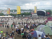 """Mud at the """"Other Stage"""" 2007"""