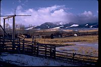 Grant-Kohrs Ranch National Historic Site, Deer Lodge, MT, date unknown