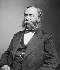 Former Confederate officer Wade Hampton III was supported by the terrorist group Red Shirts in the 1876 Governor's election in South Carolina.