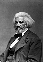 African American Commissioner Frederick Douglass appointed by Grant believed Santo Domingo annexation would benefit the United States. Warren 1879