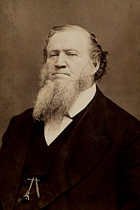 Brigham Young Charles William Carter 1866-1877
