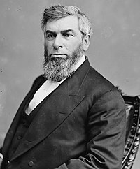 Morrison Waite 7th Chief Justice of the United States, March 4, 1874 – March 23, 1888