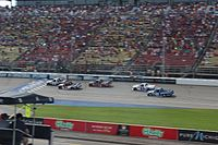 The Careers for Veterans 200 at Michigan International Speedway in August