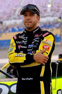 Matt Crafton, the 2013 and 2014 champion, finished second behind Sauter in the championship.