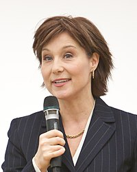 Christy Clark was Premier of British Columbia from 2011 until 2017.
