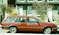The Carlton Mark I Estate, in production from 1978 to 1986.