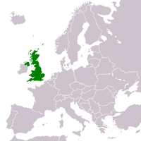 Outline of the United Kingdom