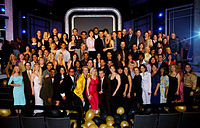 American Bandstands 50th anniversary reunion in 2002.