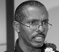 Abdi Bile, Somalia's most decorated athlete and holder of the most national records.