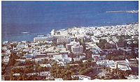 """Prior to the civil war, Mogadishu was known as the """"White pearl of the Indian Ocean""""."""