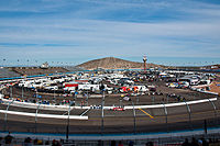 ISM Raceway, the track where the race was held.